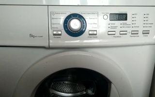 Причины почему стиральная машина не сливает воду
