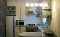 Ремонт кухни в типовой хрущевке без сноса стен