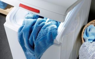 Достоинства стиральной машинки с вертикальной загрузкой