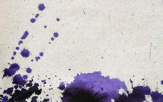 Как и чем можно вывести пятно от чернил шариковой ручки
