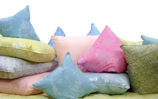 Как выбрать подушку, на которой комфортно спать