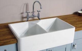 Как быстро почистить кухонную мойку