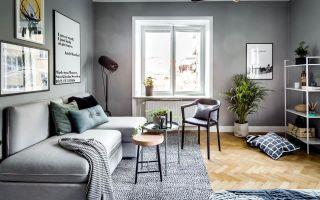 Скандинавский стиль — практично и модно