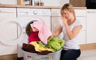 Почему белье плохо пахнет после стирки в стиральной машине и как с этим бороться