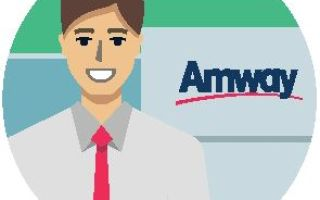 Регистрация в Amway как НПА. Стать партнером Amway