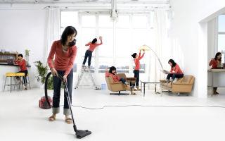 Экспресс-уборка — наводим порядок за полчаса