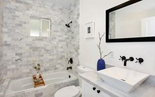 Как необычно украсить ванную комнату?