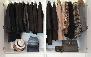 Правильное хранение зимних вещей