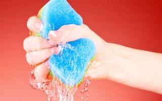 Как смыть пятна грунтовки после ремонта