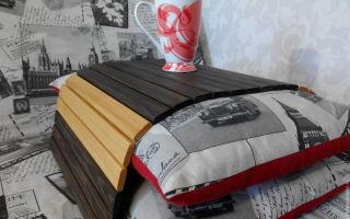 Подносы-накладки для диванов