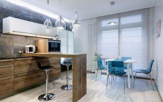 Как сделать интерьер кухни удобным и красивым