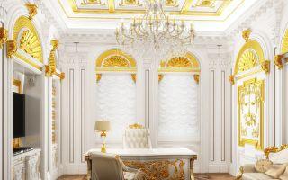 Интерьер в стиле рококо — как обыграть в современном жилище