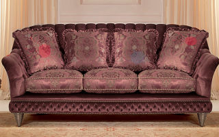 Как недорого обновить мягкую мебель
