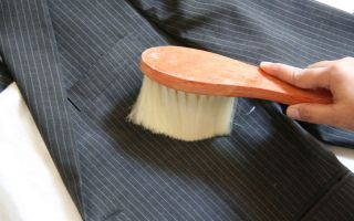 Как стирать пиджаки из натуральной шерсти