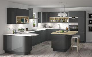 Современные идеи дизайна кухонной мебели