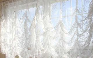 Французские шторы: плюсы и отличия