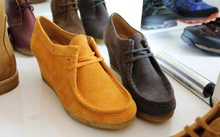 Как правильно ухаживать за обувью из нубука в домашних условиях
