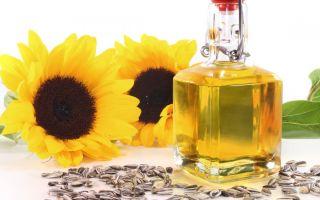 Как удалить пятна от растительного масла