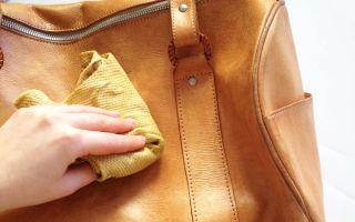 Чем можно безбоязненно чистить искусственную кожу