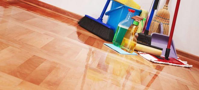 Уборка при помощи натуральных продуктов