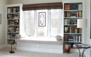 Практичное использование пространства около окна