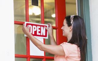 Как сообщить клиентам об открытии компании