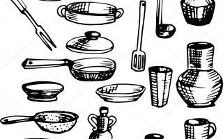 Нужно ли покупать много кухонной утвари