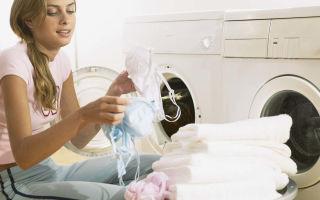 Как отбелить нижнее белье, чтобы оно не испортилось