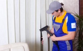Как помыть вертикальные жалюзи в домашних условиях