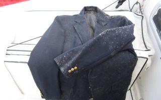 Как удалить пятна плесени с одежды