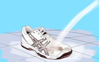 Как уменьшить обувь на один размер