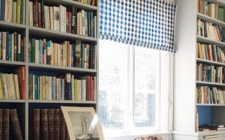 Как выбрать полки для хранения книг