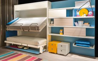 Мебель-трансформер — растем вместе с ребенком