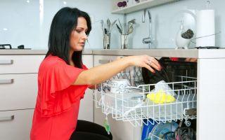 Как помыть посудомоечную машину и устранить накипь, ржавчину, жир и остатки пищи