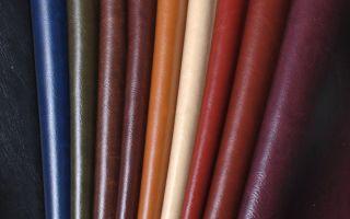 Основные правила ухода за мебелью из экокожи