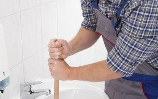 Что делать с плохим запахом из раковины в ванной комнате