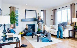 5 правил проведения генеральной уборки в квартире