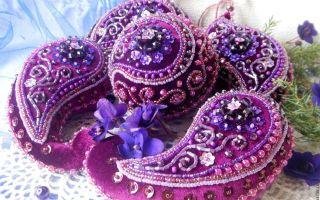 Выбираем основной цвет для новогодних украшений
