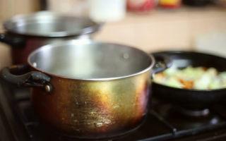 Удаляем жир и нагар: 5 лучших способов