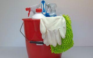 Что можно безбоязненно мыть хлоркой