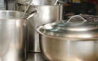 Лучшие способы чтобы начистить алюминиевую посуду до блеска