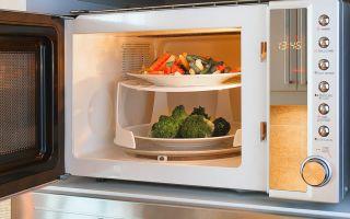 Какие продукты нельзя нагревать в микроволновой печи
