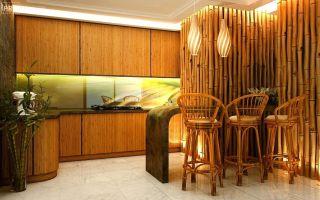 Как использовать бамбук для оформления интерьера