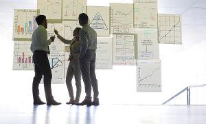 Разработка матрицы KPI