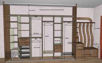Встроенный шкаф — что нужно предусмотреть, прежде чем звать замерщика