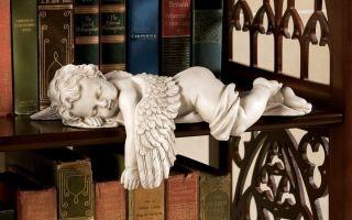 Гипсовые статуэтки в интерьере — где им место и как их выбирать
