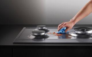 4 лучших способов отчистить плиту