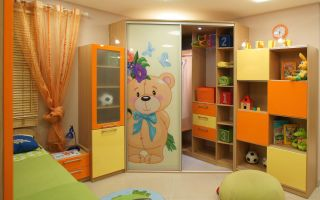 5 советов при выборе шкафа-купе в детскую