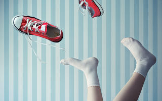 Как легко отстирать белые носки в домашних условиях