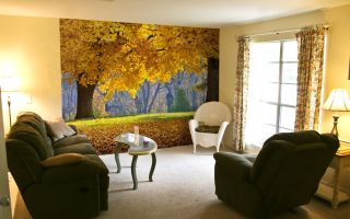 Как сделать красивый и яркий дизайн гостиной